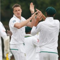 Morne Morkel ruled out of the second Test against Bangladesh