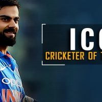 ICC Awards 2017: Virat Kohli named ICC Cricketer of the Year