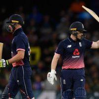 England, ICC ODI Rankings