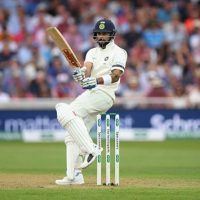Virat Kohli. ICC Test Rankings for Batsmen