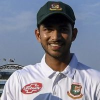 Naeem Hasan, Test Record
