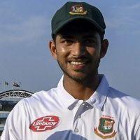 Naeem Hasan, Test Record