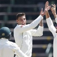 South Africa, ICC Test Rankings