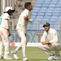 Keshav Maharaj, South Africa tour to India 2019