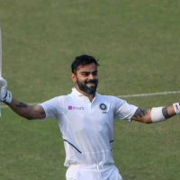 Virat Kohli, ICC Test Rankings