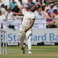 Vernon Philander, English County Championship 2020
