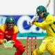Zimbabwe, Zimbabwe tour to Australia 2020 ODI series