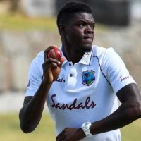 Alzarri Joseph, Worcestershire, English County Champiionship