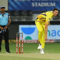 Josh Hazlewood, Indian Premier League, 2021 Indian Premier League, Chennai Super Kings