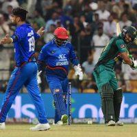 Afghanistan, Afghanistan vs Paistan 2021 ODI series, ODI series