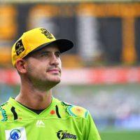 Alex Hales, Sydney Thunder, 2021 Big Bash League, Big Bash League, t20 cricket